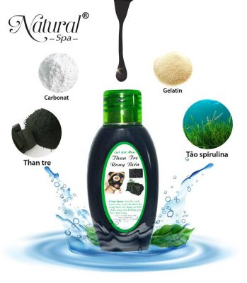 GEL LỘT MỤN THAN TRE NATURAL SPA