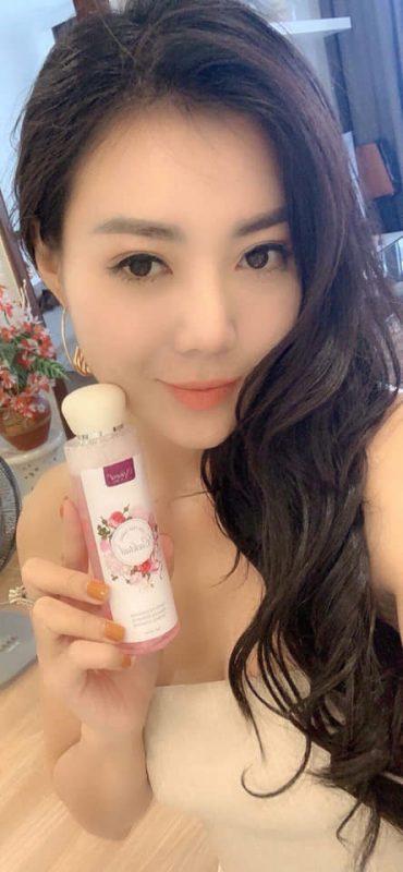Thanh Hương sữa tắm Cocktail Natural Spa