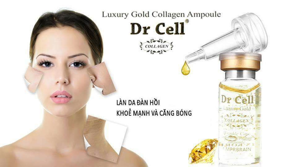 Tinh chất dưỡng da cao cấp Dr Cell- Chính hãng