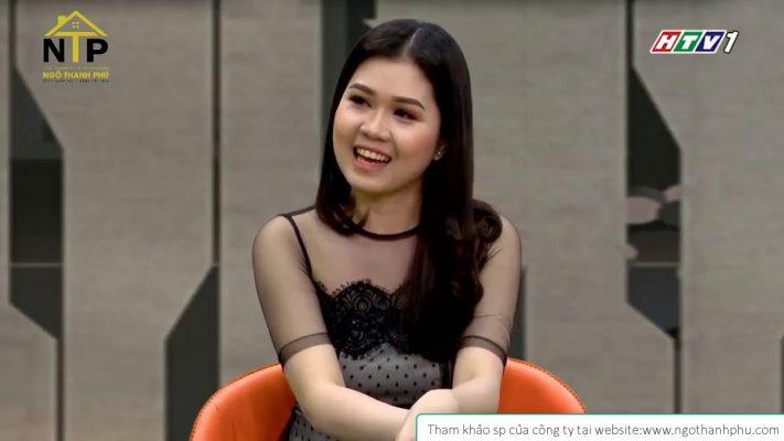 Truyền hình HTV1 phỏng vấn công ty Ngô Thanh Phú