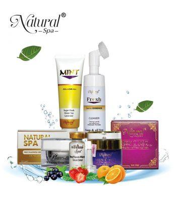 Mỹ phẩm thiên nhiên Natural Spa nhận được sự công nhận đơn vị quản lý.