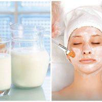 Làm trắng da mặt bằng sữa tươi: Bạn đã thử chưa?