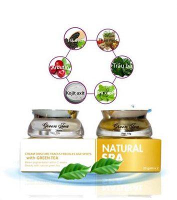 Bán buôn Mỹ phẩm Natural Spa có thể lấy hàng từ các chợ đầu mối.