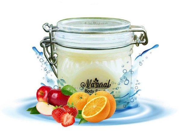 Kem ủ Natural Spa có tốt không tổng hợp từ các trái cây mang tính axit.