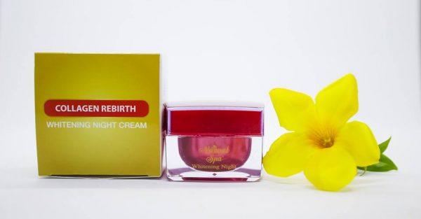 Kem Collagen Rebirth Natural Spa là giải pháp cho mọi loại da.