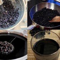 Rửa mặt nước đậu đen trị mụn, loại bỏ bã dầu nhờn bạn biết chưa?