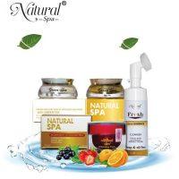 Hướng dẫn sử dụng bộ trị nám hiệu quả của natural spa