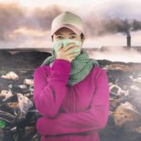 Dưỡng da mụn khỏi không khí ô nhiễm dễ hay khó?