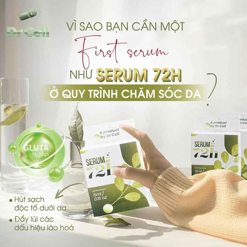 Serum 72h