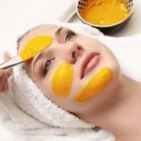 Hướng dẫn cách sử dụng mặt nạ dầu dừa bột nghệ