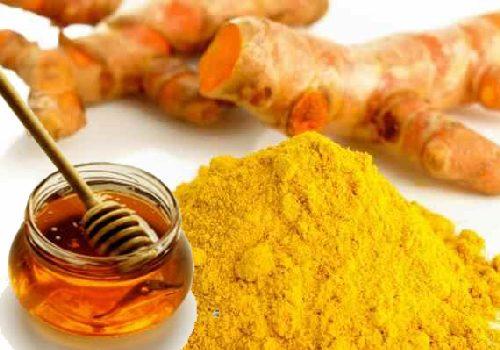 Kem dưỡng trắng da body từ mật ong và nghệ