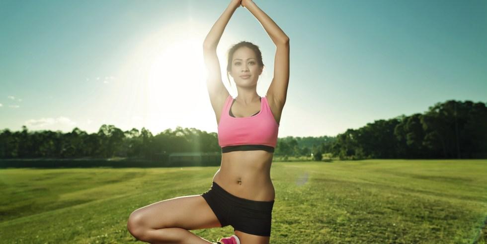 Tập thể dục giúp tăng cường quá trình thải độc da mặt