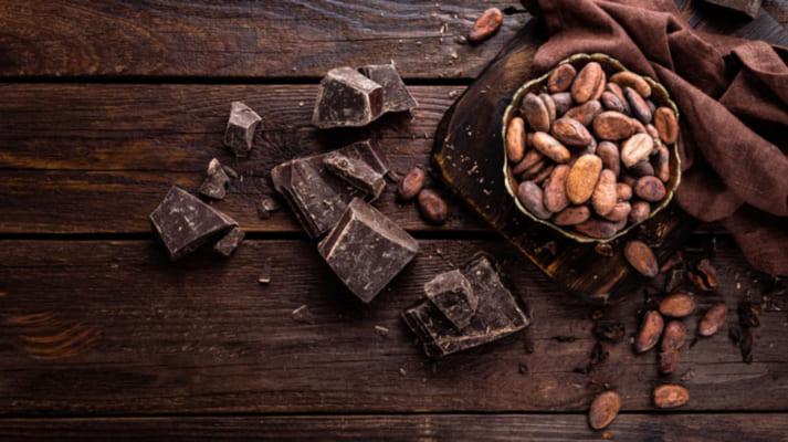 Chocolate là thực phẩm giúp giảm thâm mụn hiệu quả
