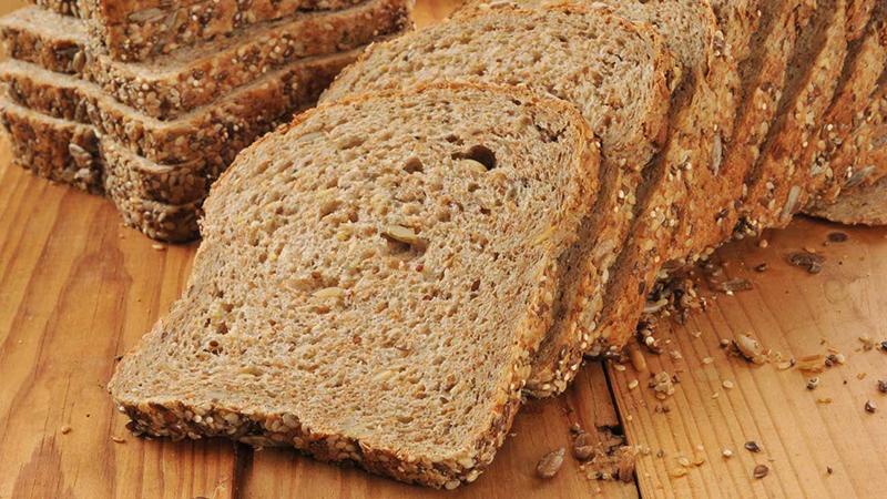 Bánh mì chứa các loại hạt
