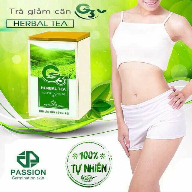 Trà giảm cân G3